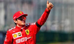 Леклер виграв Гран-прі Італії, Феттель поза десяткою