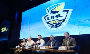 Відбулася презентація четвертого сезону УХЛ
