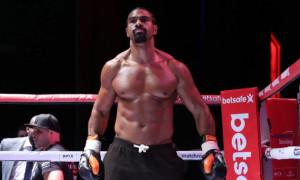 Хей: Зараз є тільки один боксер, який здатний впоратися з Ф'юрі