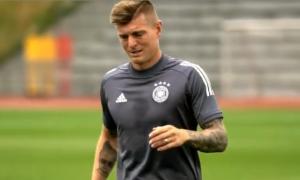 Кроос завершив кар'єру у збірній Німеччини