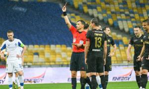 В УАФ оцінили роботу Бойка у матчі Динамо – Колос