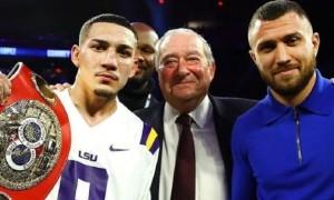 Лопес включив Ломаченка у ТОП-5 найкращих боксерів світу