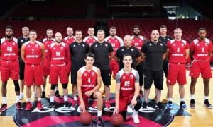 Прометей прибув до Литви, де проведе 5 матчів з місцевими грандами