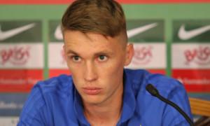 Сидорчук: Матчі з Сербією та Естонією - це шанс для мене