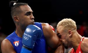 Кубинець виграв золоту медаль на Олімпіаді з боксу