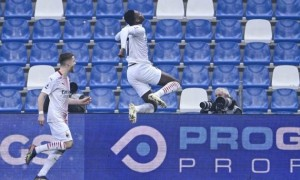 Нападник Мілану забив найшвидший гол в історії Серії А