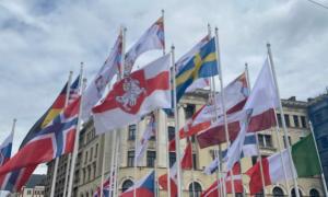 ІІХФ зажадала повернути прапор Білорусі