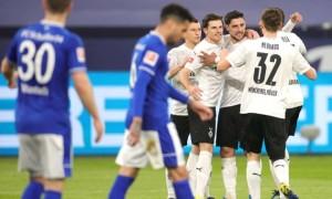 Боруссія М розгромила Шальке у 26 турі Бундесліги