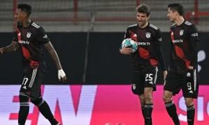 Уніон - Баварія 1:1. Огляд матчу