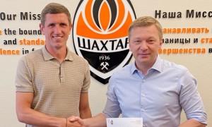 Шахтар продовжив контракт з Кривцовим