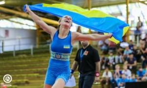 Лівач завоювала золото Чемпіонату Європи