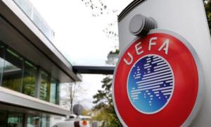 УЄФА з подачі УАФ заборонив українцям відвідувати матч ЛЧ Шериф - Шахтар