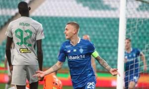 Динамо розгромило Ворсклу у 24 турі УПЛ