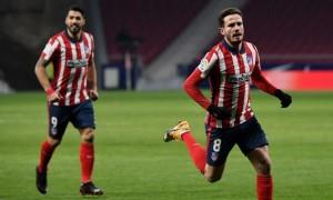 Атлетіко переміг Севілью у перенесеному матчі Ла-Ліги