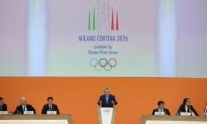 Зимові Олімпійські ігри 2026 року відбудуться в Італії