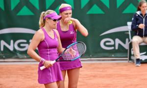 Сестри Кіченок виступлять на US Open