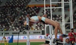 17-річна українка з особистим рекордом виграла перший етап Діамантової ліги