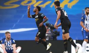 Брайтон - Манчестер Сіті 0:5. Огляд матчу