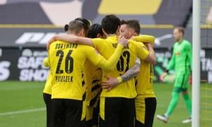 Боруссія Дортмунд вирвала перемогу у Лейпцига, Вольфсбург розгромив Уніон. Результати 32 туру Бундесліги