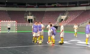 Україна розгромила Нідерланди на чемпіонаті Європи у Латвії