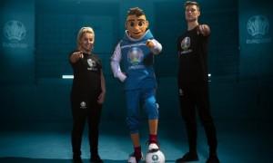 УЄФА представила Маскота Євро-2020