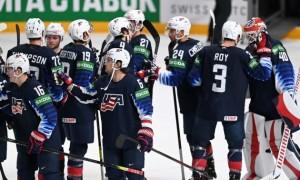 Чехія здолала Данію, США переграли Німеччину на чемпіонаті світу