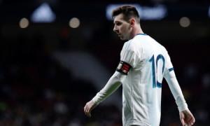 Мессі не забив пенальті у ворота Бразилії