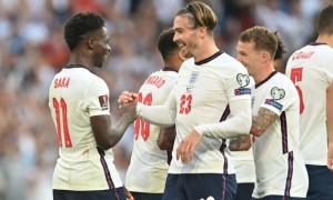 Англія - Андорра 4:0. Огляд матчу