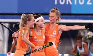 Збірна Нідерландів виграла Олімпіаду з хокею на траві