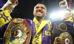 Ломаченко переведений у статус франчайзингового чемпіона WBC