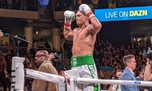 Усик - другий у рейтингу WBC