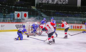 Збірна України мінімально поступилася Японії в стартовому матчі на чемпіонаті світу