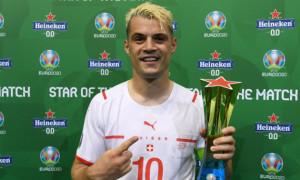 Названо найкращого гравця матчу Франція – Швейцарія