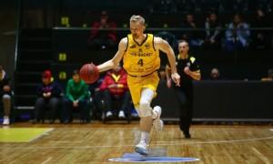 Київ-Баскет стартував з перемоги у другому етапі Кубка Європи