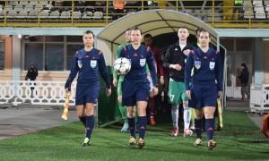 Українки судитимуть матч Франція - Німеччина