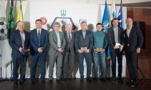 Всеукраїнське об'єднання тренерів нагородило найкращих наставників 2019 року