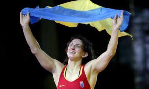 Зіркова українка похизувалася своїми медалями. ФОТО