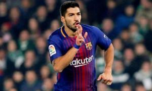 Суарес може пропустити матч проти Реала