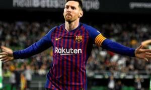Мессі визнали найкращим гравцем світу