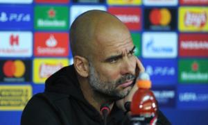 Гвардіола анонсував відхід лідера Манчестер Сіті