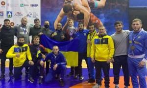 Україна здобула чотири медалі на Гран-прі Загреба