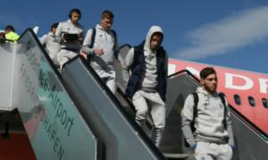 Динамо прибуло до Швейцарії