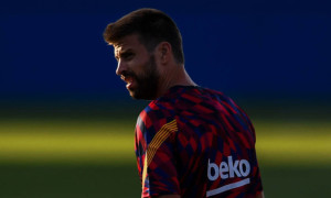 Барселона узгодила з Піке зниження зарплати