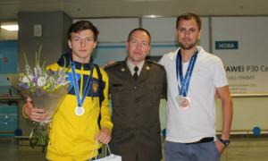 Віце-чемпіони світу: Ми робитимемо все, щоб прапор України майорів на міжнародній арені