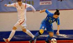 Жіноча збірна України з футзалу знову розгромила Словаччину