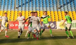 Олександрія переграла команду Першої ліги у контрольному матчі