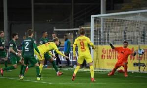 Фрайбург переміг Аусбург у 26 турі Бундесліги