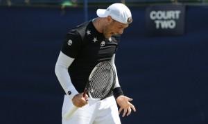 Марченко програв у стартовому матчі на турнірі в Узбекистані