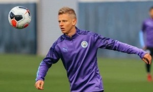 Зінченко не потрапив у заявку Манчестер Сіті на матч Кубка ліги