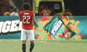 Єгипет повернув у склад скандального футболіста